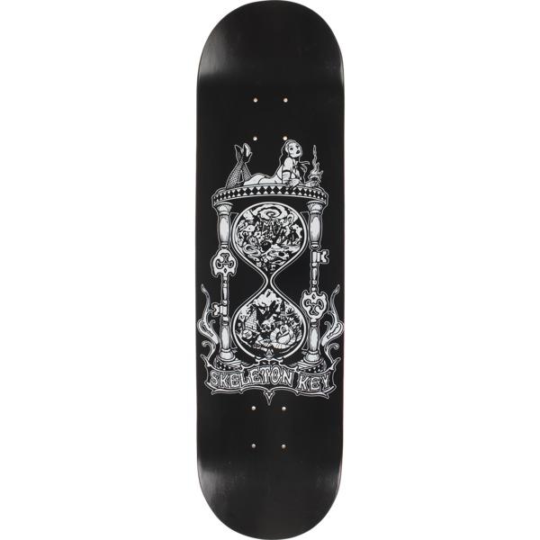 """Skeleton Key Mfg Time Will Tell Skateboard Deck - 8.5"""" x 32"""""""