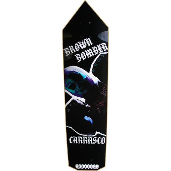 Sk8kings Carrasco Brown Bomber Deck
