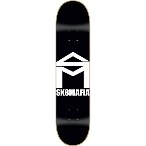 "Sk8mafia Skateboards House Logo Skateboard Deck - 8"" x 32"""