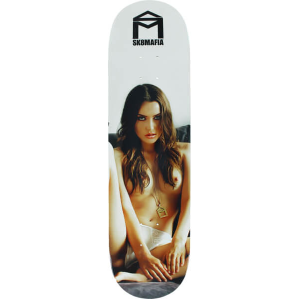 "Sk8mafia Skateboards Jess Skateboard Deck - 8.25"" x 32.12"""