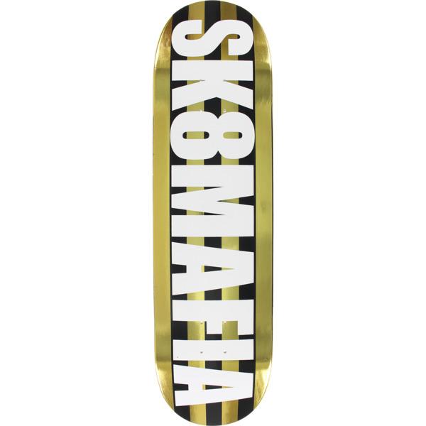 """Sk8mafia Skateboards OG Logo Skateboard Deck - 8.3"""" x 32"""""""