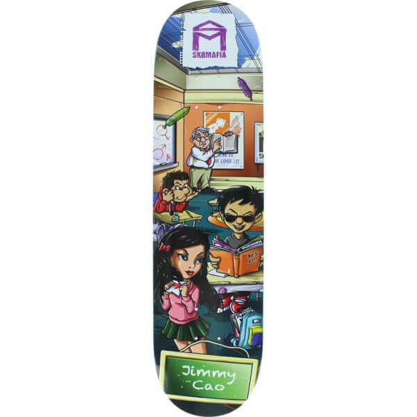 Sk8mafia Skateboards Detention Deck