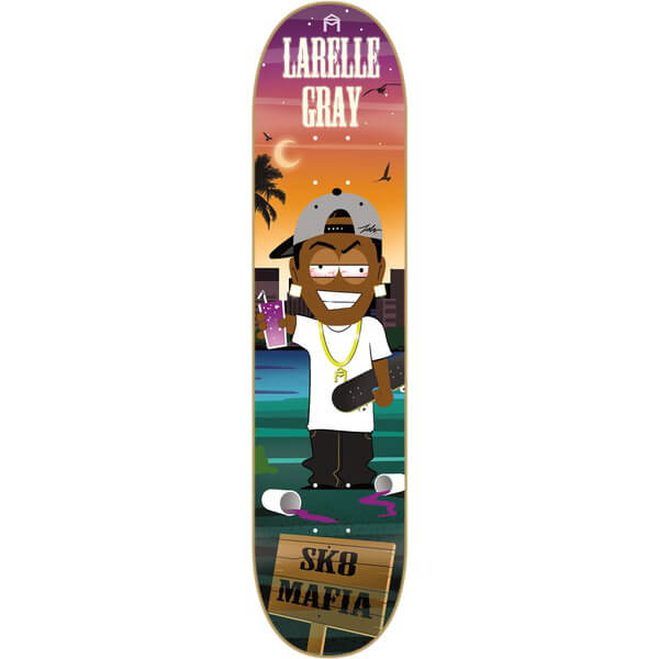 Sk8mafia Low Down Deck