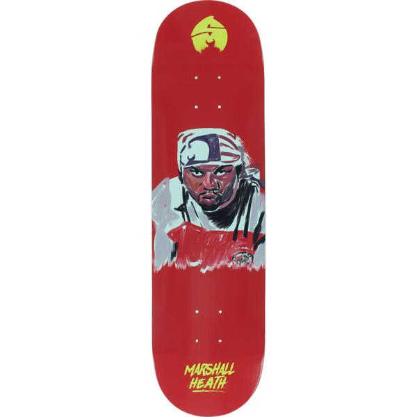 "Sk8mafia Skateboards Marshall Heath 4Eva Skateboard Deck - 8.1"" x 32"""