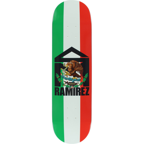 "Sk8mafia Skateboards Alexis Ramirez Viva House Skateboard Deck - 8.25"" x 32"""