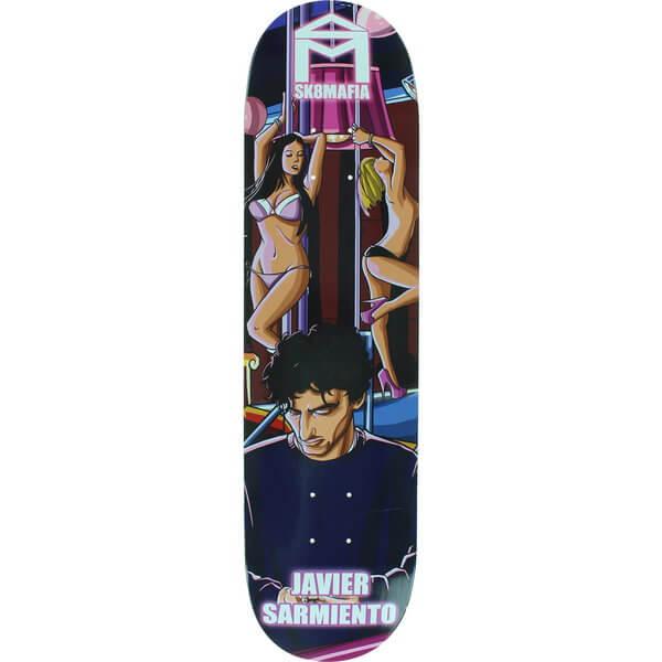 Sk8mafia Skateboards Club Deck