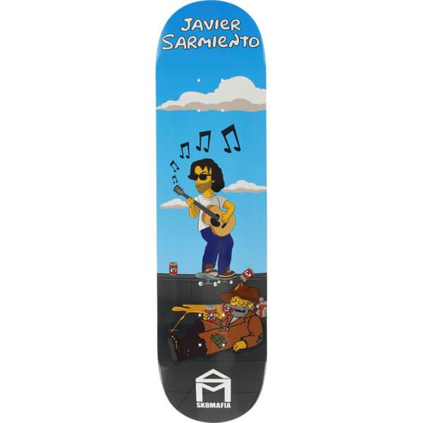 "Sk8mafia Skateboards Javier Sarmiento Pimp Suns Skateboard Deck - 7.75"" x 31.75"""