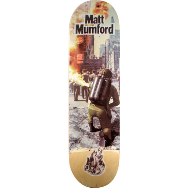 Slave Skateboards Commonwealth Deck