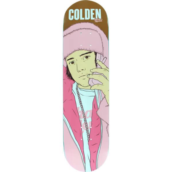 All Pink Everything: Skate Mental Trevor Colden All Pink Everything Skateboard