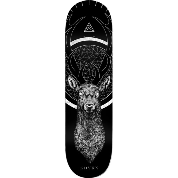 "Sovrn Skateboards Cervidae Skateboard Deck - 8.3"" x 31.875"""