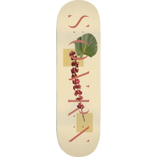 "Sovrn Skateboards Logo 04 Skateboard Deck - 8.25"" x 32"""