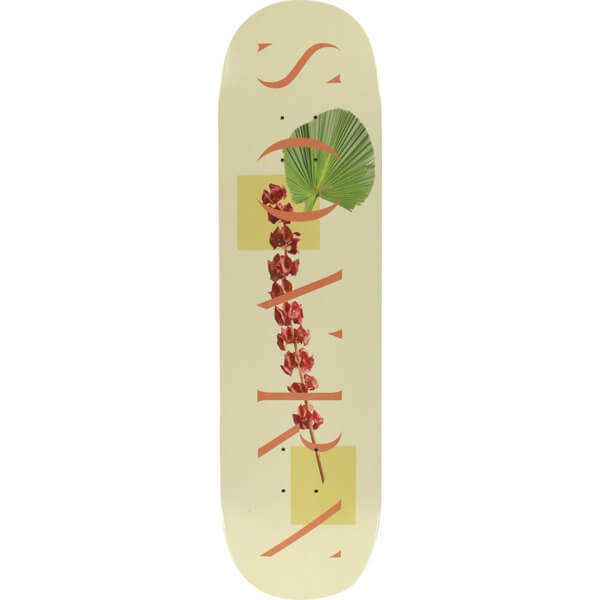 "Sovrn Skateboards Logo 04 Skateboard Deck - 8.38"" x 32"""