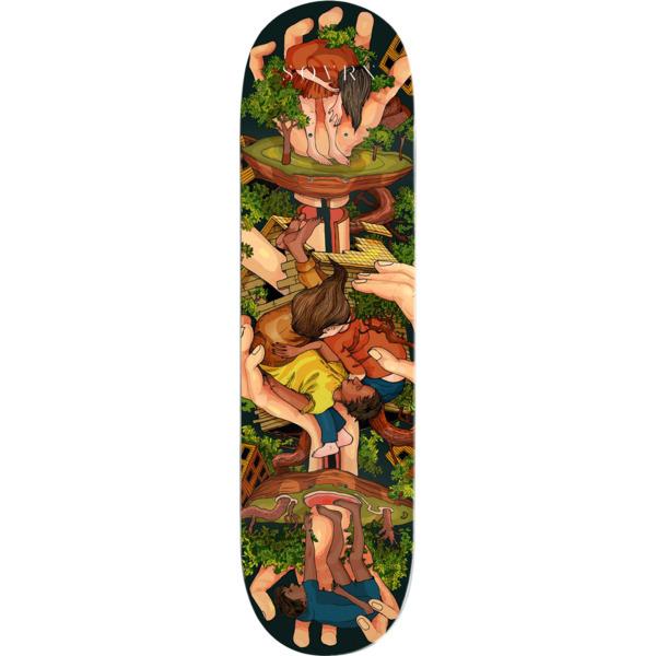 "Sovrn Skateboards Remembrance Skateboard Deck - 8.5"" x 32.25"""