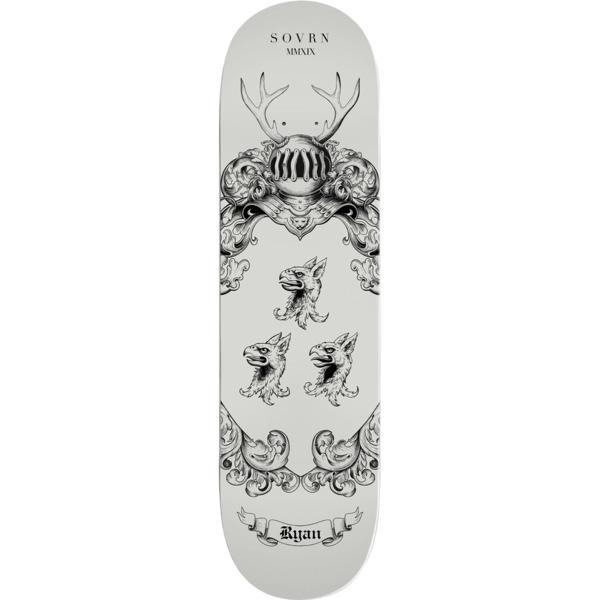 "Sovrn Skateboards Walker Ryan Crest Skateboard Deck - 8"" x 31.75"""
