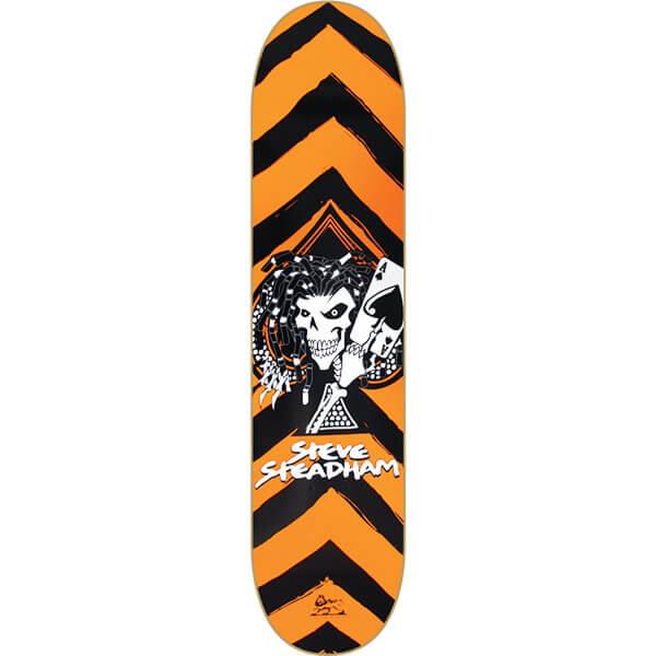 Steadham Skate New Skull Deck