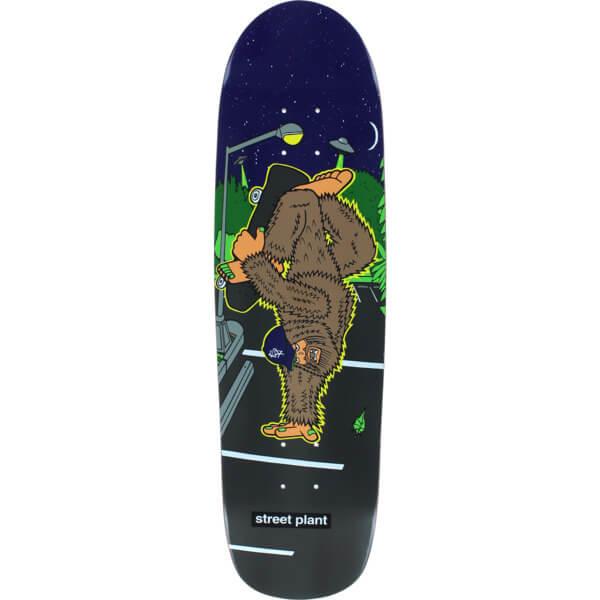 Street Plant Skateboards Bigfoot Handplant Deck