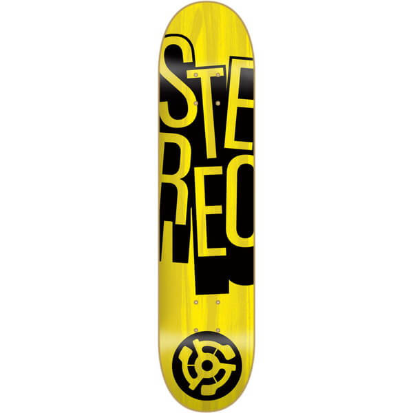 Stereo Stacked Deck