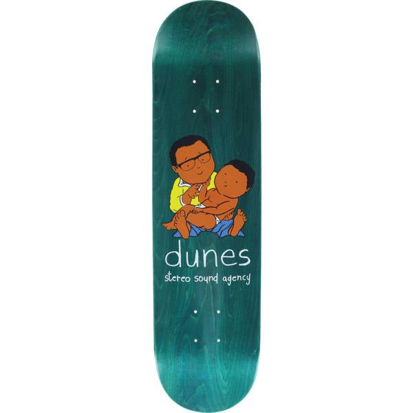 """Stereo Skateboards Chris Pastras Dunes Skateboard Deck - 7.75"""" x 31.75"""""""