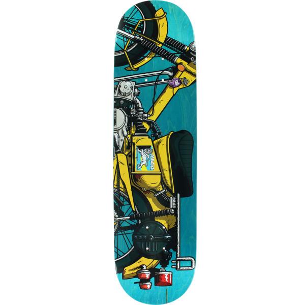 "Send Help Skateboards Tabari Cook Rockers Skateboard Deck - 8.25"" x 32"""