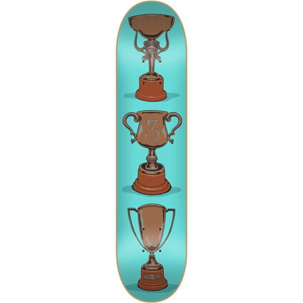 3D Skateboards Trophies Deck