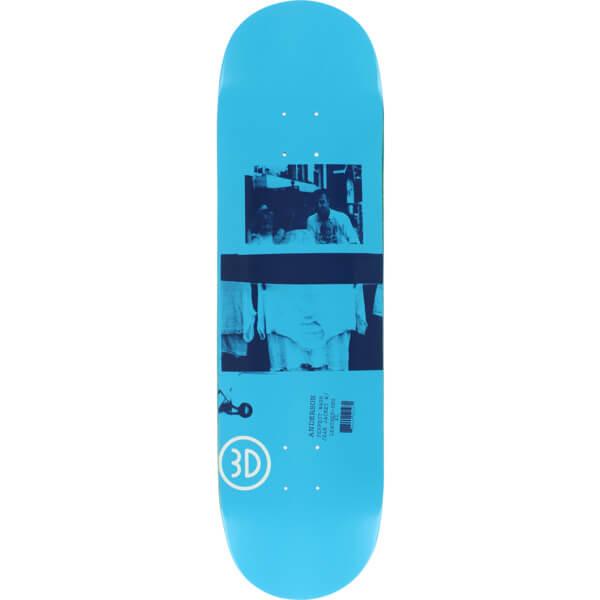 3D Skateboards Family Deck