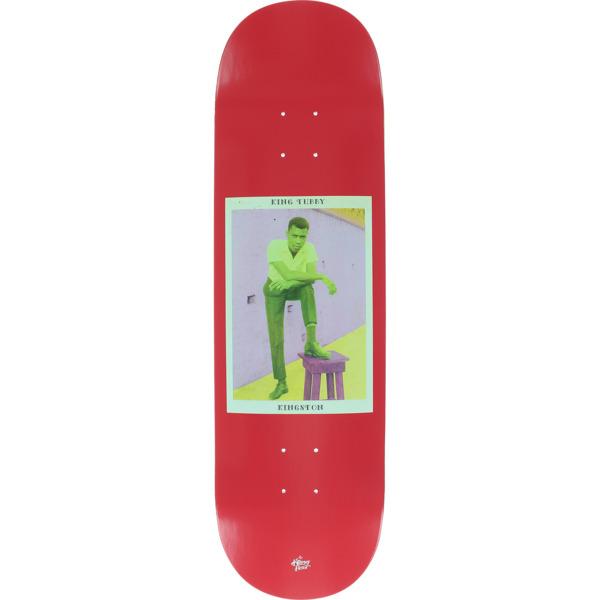 "The Killing Floor Skateboards Tubby Skateboard Deck - 8.18"" x 32"""
