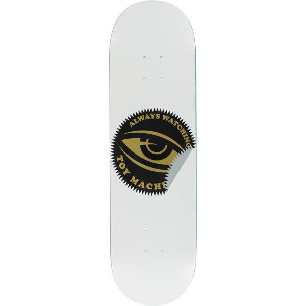 "Toy Machine Skateboards Always Watching Skateboard Deck - 8.25"" x 31.75"""