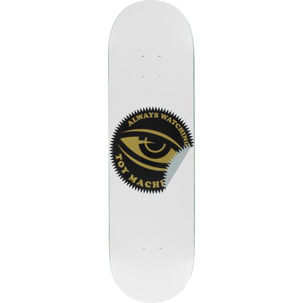 "Toy Machine Skateboards Always Watching Skateboard Deck - 8.5"" x 32.38"""