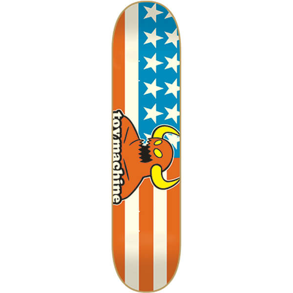 Toy Machine Skateboards American Monster Deck