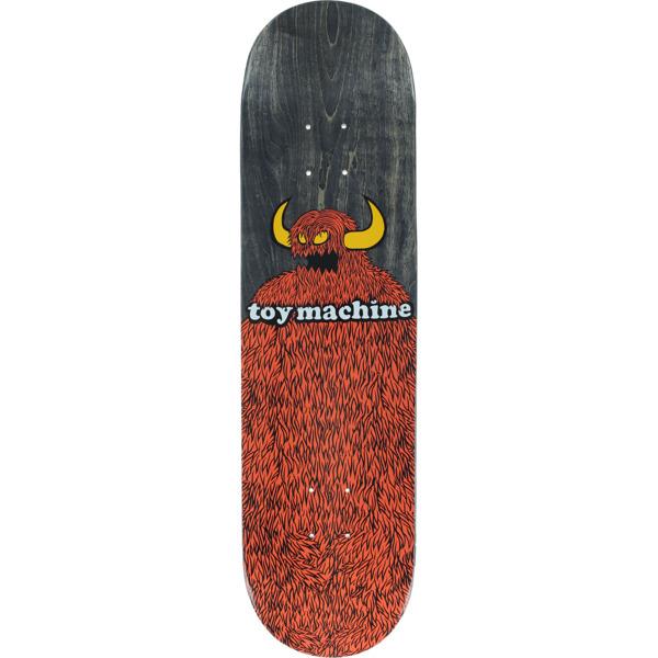 "Toy Machine Skateboards Furry Monster Skateboard Deck - 8"" x 32"""