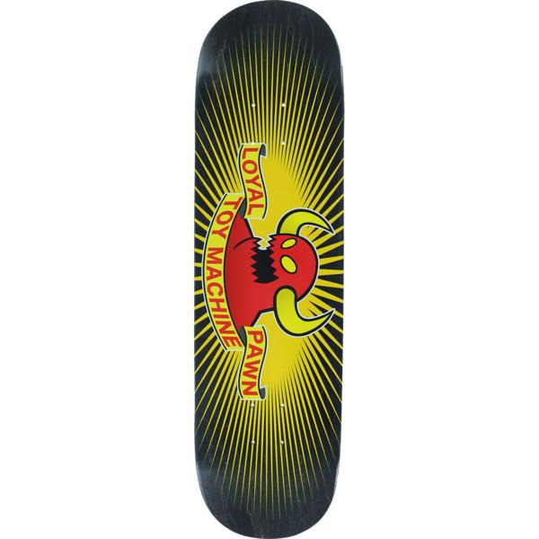 "Toy Machine Skateboards Loyal Monster Skateboard Deck - 8.12"" x 31.88"""