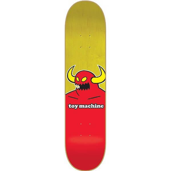 Toy Machine Skateboards Monster Team Deck