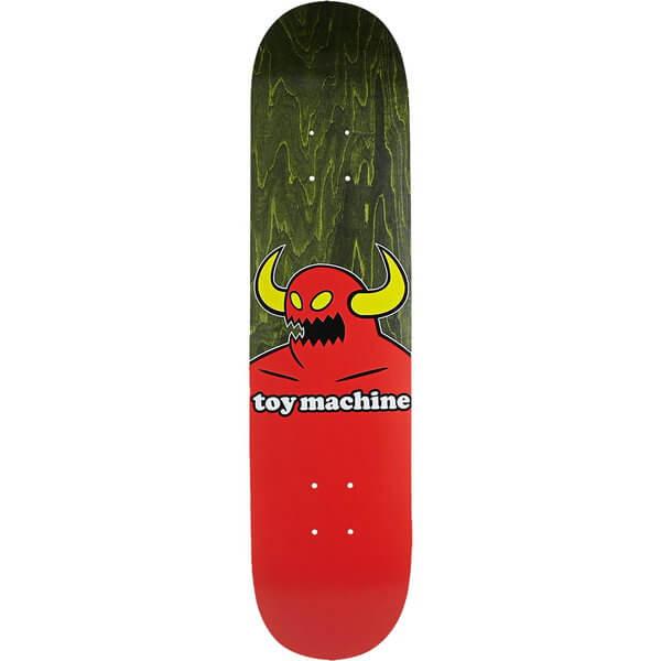 Toy Machine Skateboards Monster Skateboard Deck - 7.75 x ...
