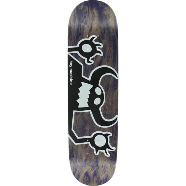 "Toy Machine Skateboards Original Monster Assorted Colors Skateboard Deck - 8"" x 31.75"""