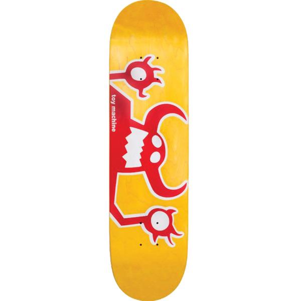 "Toy Machine Skateboards Original Monster Skateboard Deck - 8.5"" x 32"""