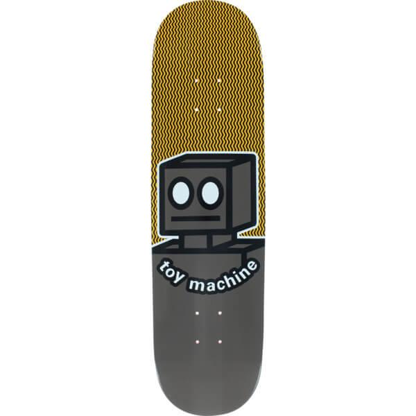 Toy Machine Skateboards Robot Deck