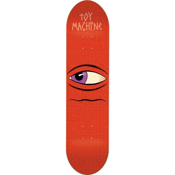 "Toy Machine Skateboards Side Eye Skateboard Deck - 7.87"" x 31.125"""