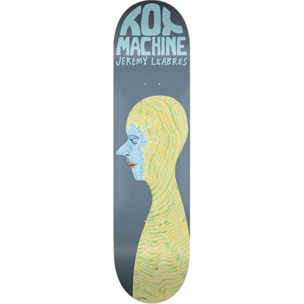 "Toy Machine Skateboards Jeremy Leabres Faces Skateboard Deck - 8"" x 31.63"""