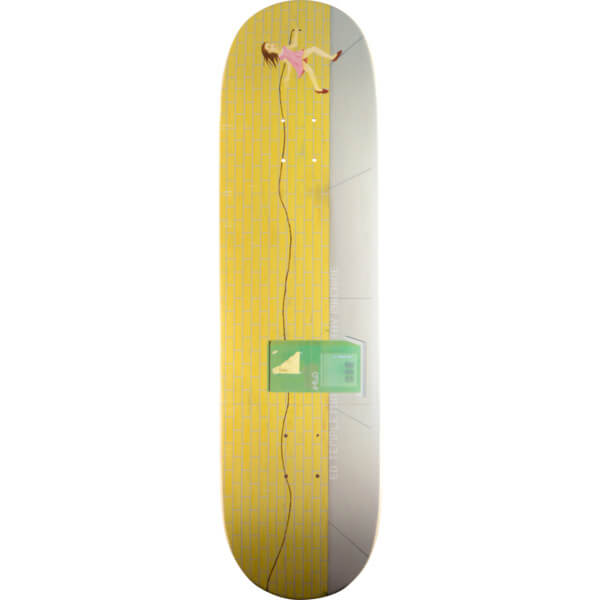 Toy Machine Skateboards Art Board Pro Deck