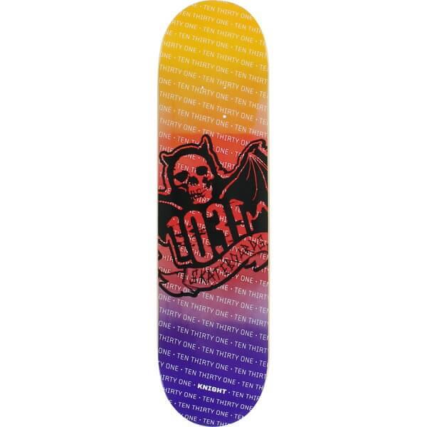 1031 Faded Deck