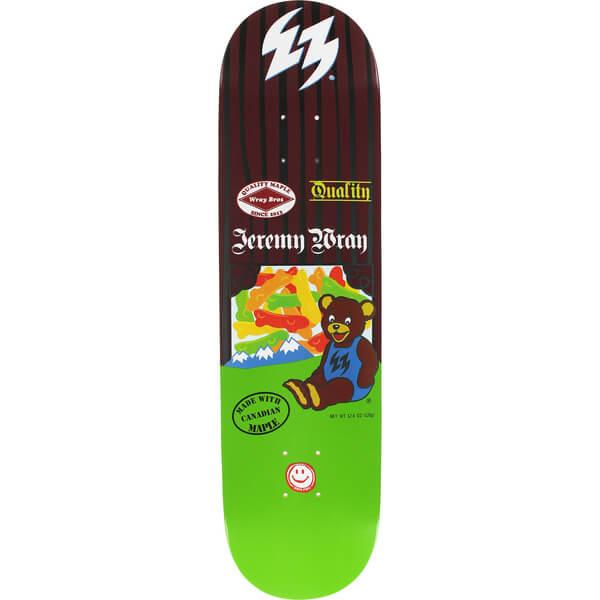 Wraybros Skatebaords Jeremy Wray Gummy Deck