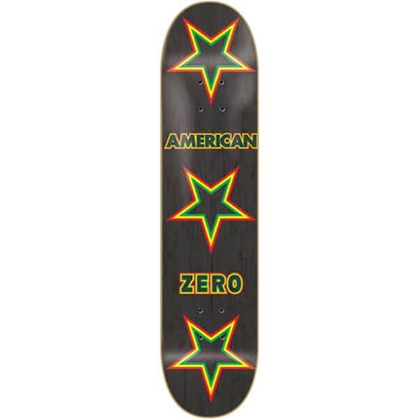 Zero American Zero Rasta Deck