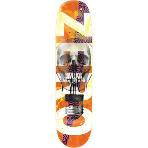 Zero Skateboards Electric Death Skateboard Deck  8 x 32.1  Warehouse Skateboards