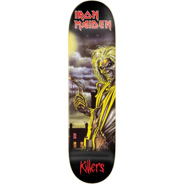 "Zero Skateboards Iron Maiden Killers Skateboard Deck - 8.25"" x 31.9"""