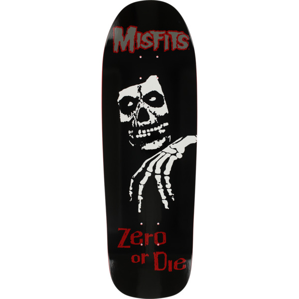 "Zero Skateboards Misfits Legacy Skateboard Deck - 9.5"" x 31.72"""