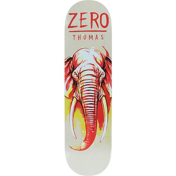 Zero Skateboards X Roark Skateboard Deck - 8 x 31.6 - Warehouse Skateboards b78ce9dc25d