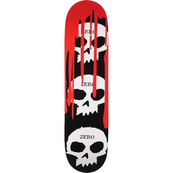 Zero 3 Skull Blood Cult Deck