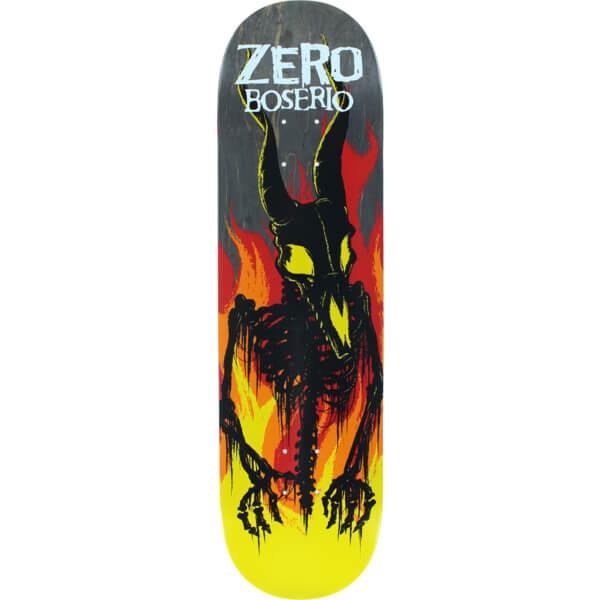 Zero Skateboards From Hell Deck