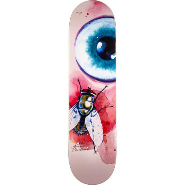 Zero Skateboards James Brockman Let It Bleed Skateboard Deck - 8 x 31.6 - Warehouse  Skateboards 0d91bff5135