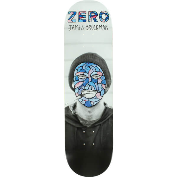 Zero Skateboards Re-Portrait Deck
